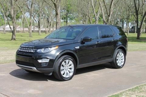 2016 Land Rover Discovery Sport for sale in Marion, AR