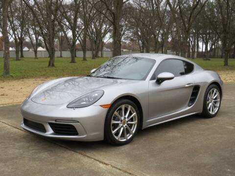 2018 Porsche 718 Cayman for sale in Marion, AR