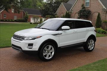 2013 Land Rover Range Rover Evoque for sale in Marion, AR