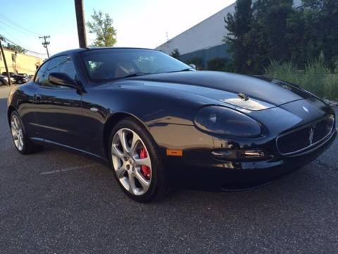 2002 Maserati Coupe for sale in Carneys Point, NJ