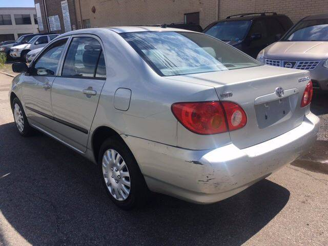 2003 Toyota Corolla CE 4dr Sedan - Hasbrouck Heights NJ