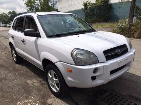 2007 Hyundai Tucson for sale in Carneys Point, NJ