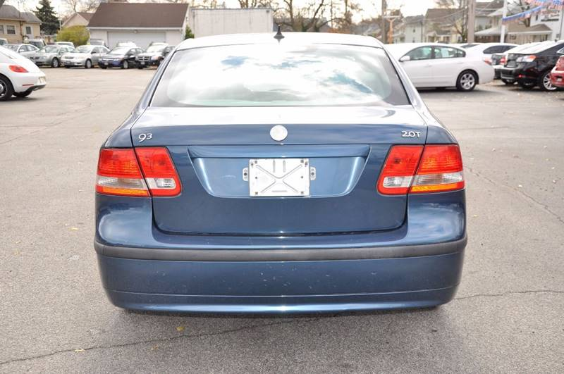 2006 Saab 9-3 2.0T 4dr Sedan - Carneys Point NJ