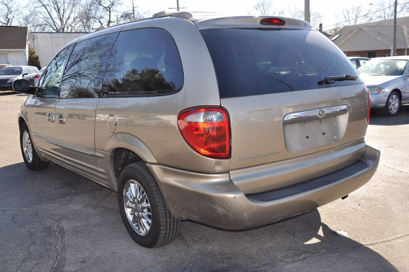 2003 Chrysler Town and Country Limited 4dr Extended Mini-Van - Hasbrouck Heights NJ