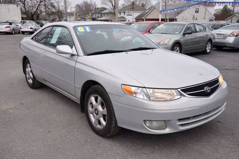 2001 Toyota Camry Solara for sale in Carneys Point, NJ