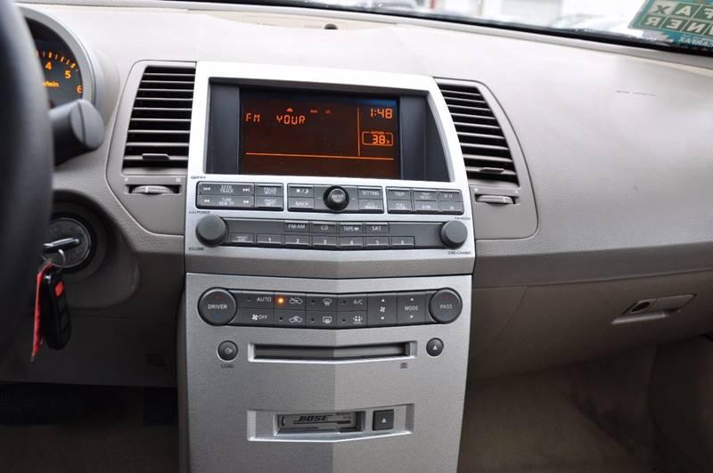 2006 Nissan Maxima 3.5 SL 4dr Sedan - Hasbrouck Heights NJ