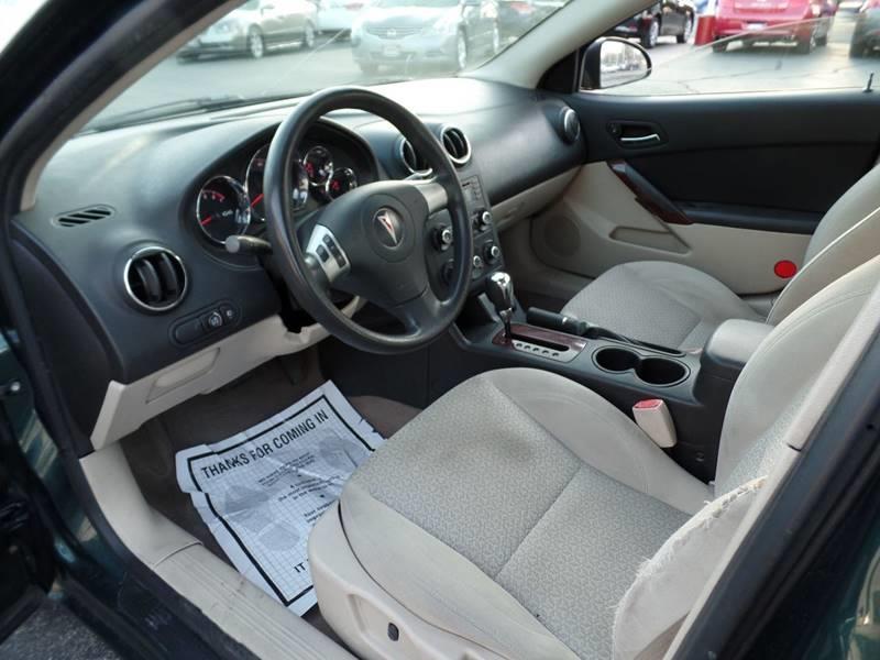 2007 Pontiac G6 4dr Sedan - Carneys Point NJ