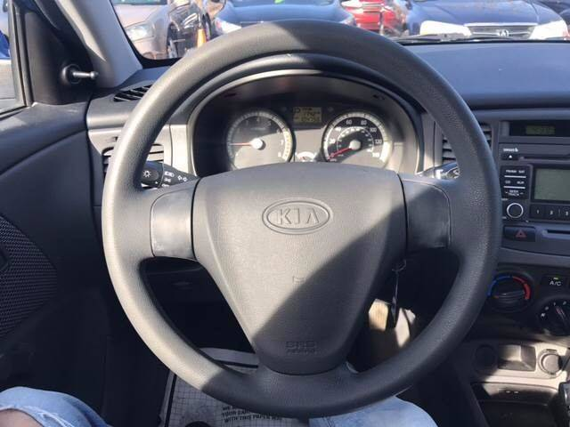 2009 Kia Rio LX 4dr Sedan 4A - Hasbrouck Heights NJ
