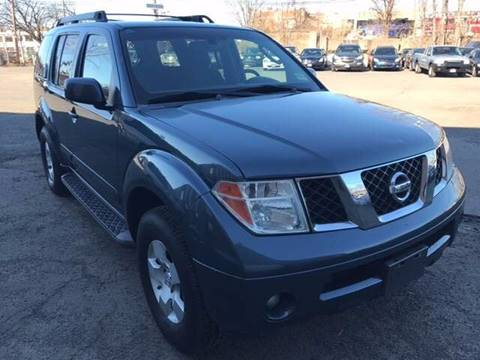 2006 Nissan Pathfinder for sale in Carneys Point, NJ