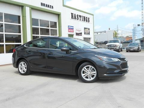 2017 Chevrolet Cruze for sale in Fort Recovery OH