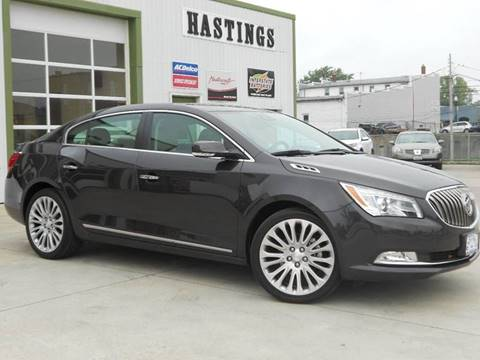2015 Buick LaCrosse for sale in Fort Recovery, OH
