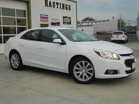 2014 Chevrolet Malibu for sale in Fort Recovery, OH