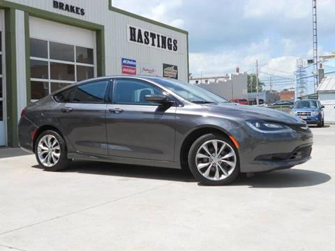 2015 Chrysler 200 for sale in Fort Recovery OH