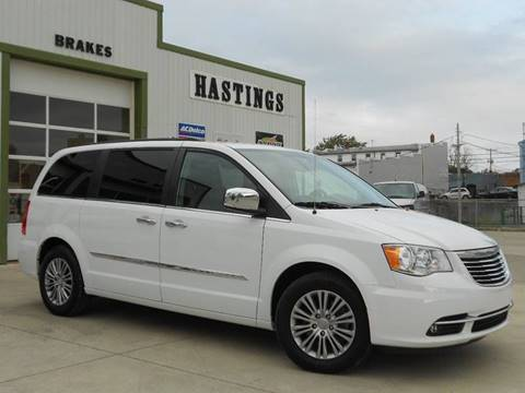 2014 Chrysler Town and Country for sale in Fort Recovery, OH