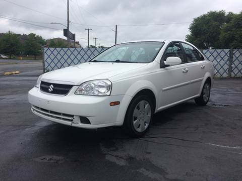 2008 Suzuki Forenza for sale in Wilkes-Barre, PA