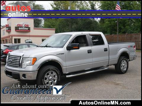 2010 Ford F-150 for sale in Fridley, MN