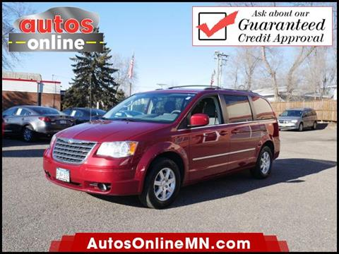 2010 Chrysler Town and Country for sale in Fridley, MN
