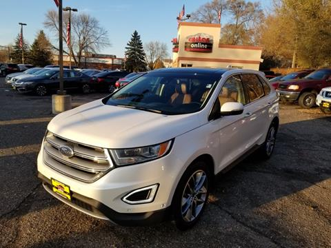 2015 Ford Edge for sale in Fridley, MN