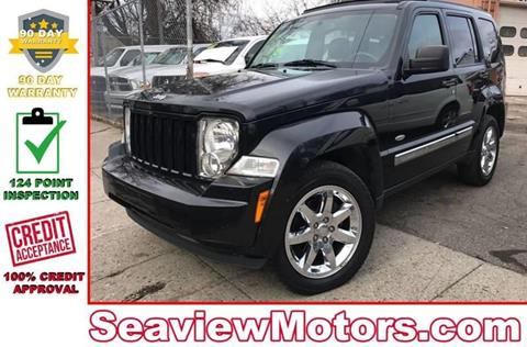 2012 Jeep Liberty for sale in Bridgeport, CT