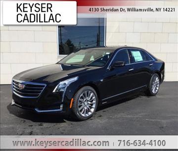 2017 Cadillac CT6 for sale in Buffalo, NY