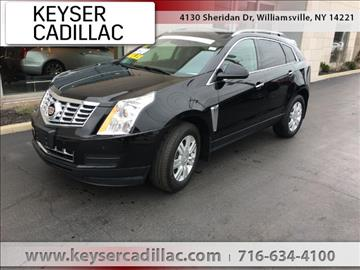 2016 Cadillac SRX for sale in Buffalo, NY