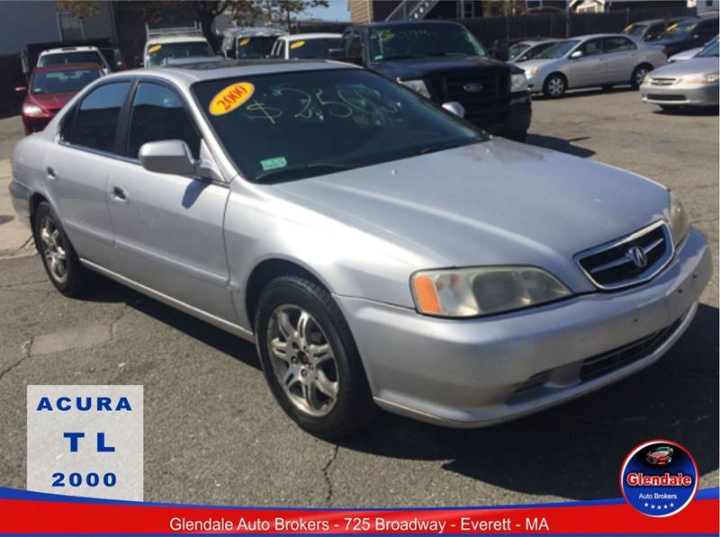 2000 Acura Tl 3.2 4dr Sedan In Everett MA - Glendale Auto Brokers