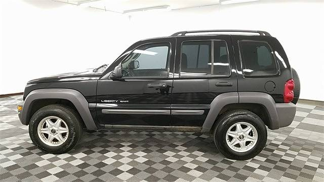 2003 jeep liberty 4dr sport 4wd suv in everett ma glendale auto brokers. Black Bedroom Furniture Sets. Home Design Ideas