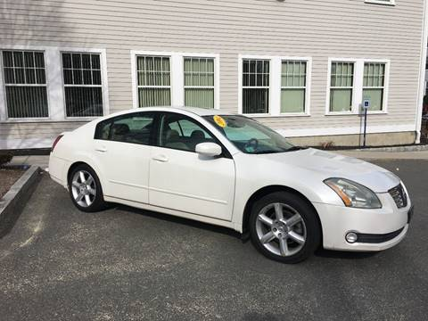 2004 Nissan Maxima For Sale In Claremont Nh Carsforsale