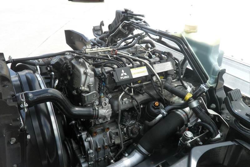 2012 Mitsubishi Fuso - Houston, TX HOUSTON TEXAS Specialty