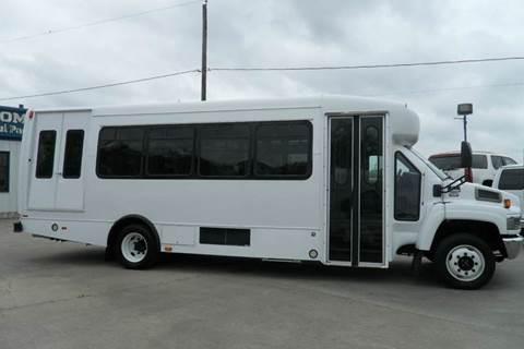 2008 Chevrolet C5500 for sale in Houston, TX