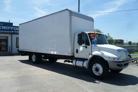 International Commercial Vans Commercial Trucks For Sale Houston