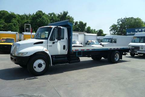 2007 International DuraStar 4400 for sale in Houston, TX
