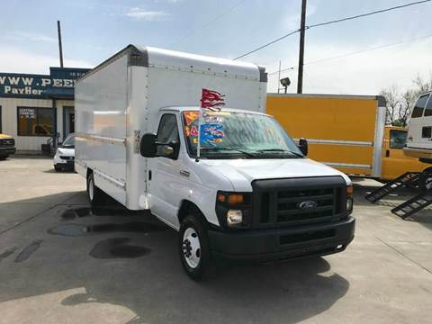 2014 Ford E-Series Chassis for sale in Houston, TX