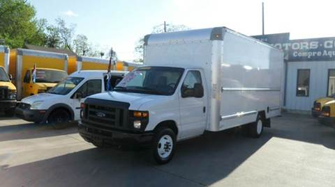 2015 Ford E-350 for sale in Houston, TX