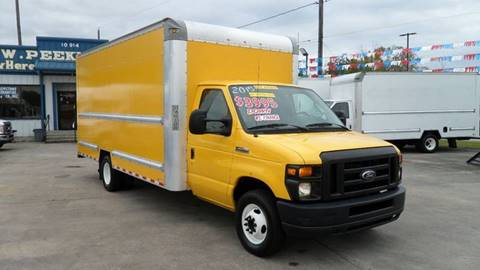 2015 Ford E-Series Chassis for sale in Houston, TX