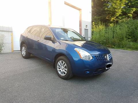 2008 Nissan Rogue for sale in Salem, MA