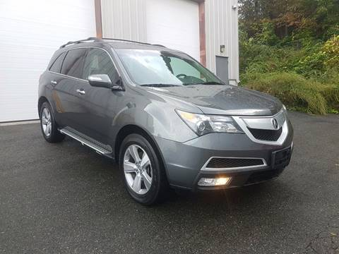 2010 Acura MDX for sale in Salem, MA