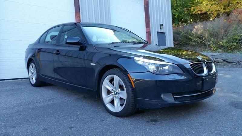 2008 BMW 5 Series for sale at Salem Motorsports in Salem MA