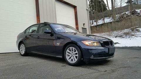 2007 BMW 3 Series for sale at Salem Motorsports in Salem MA