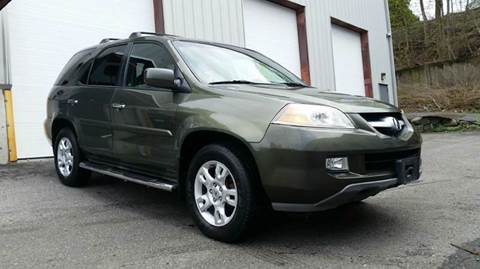 2006 Acura MDX for sale at Salem Motorsports in Salem MA