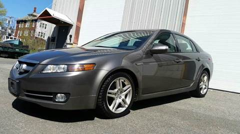 2008 Acura TL for sale at Salem Motorsports in Salem MA