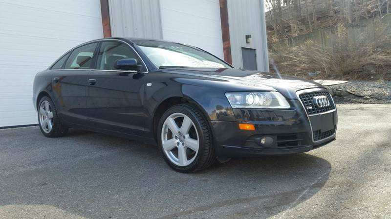 2008 Audi A6 for sale at Salem Motorsports in Salem MA