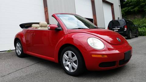 2007 Volkswagen New Beetle for sale at Salem Motorsports in Salem MA