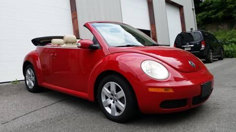 2007 Volkswagen New Beetle for sale at Salem Motorsports in Salem MA