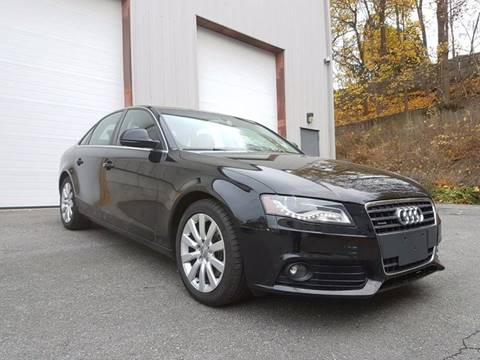 2009 Audi A4 for sale at Salem Motorsports in Salem MA
