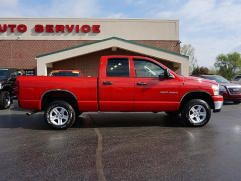 2007 Dodge Ram Pickup 1500 for sale at Plainfield Auto Sales in Plainfield IN