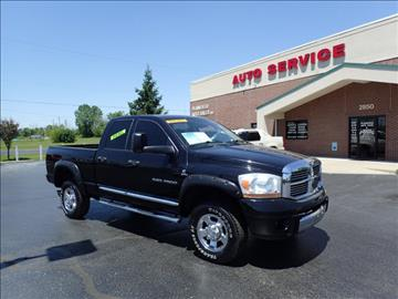 2006 Dodge Ram Pickup 2500 for sale at Plainfield Auto Sales in Plainfield IN