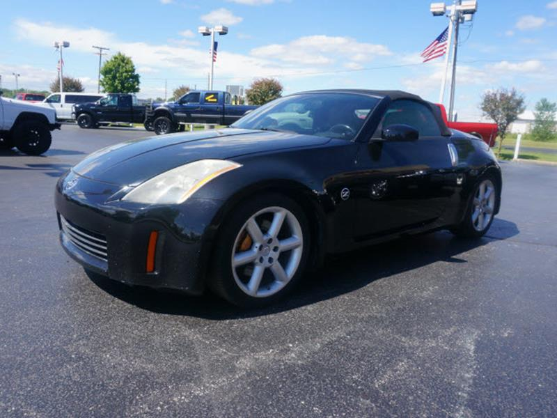 2005 Nissan 350Z for sale at Plainfield Auto Sales in Plainfield IN