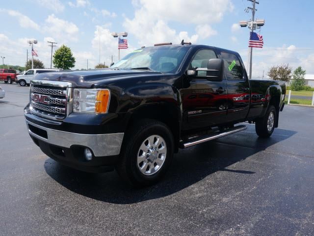 2013 GMC Sierra 3500HD for sale at Plainfield Auto Sales in Plainfield IN