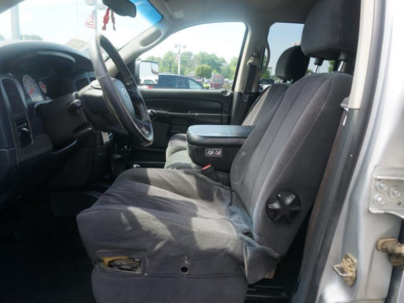2005 Dodge Ram Pickup 3500 for sale at Plainfield Auto Sales in Plainfield IN
